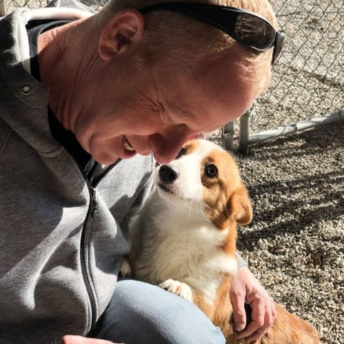 Puppies 'N Love owner Frank Mineo Jr. on breeder trip 2018