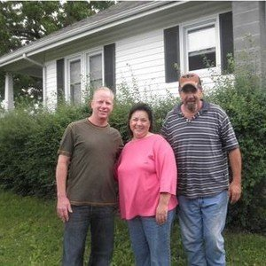 CPI owner Frank Mineo with Arminta and her husband